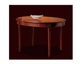 Tavolo Rex di Meroni ugo & figli in legno Allungabile
