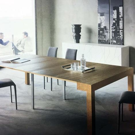 Tavolo riflessi r300 consolle allungabili tavoli a for Tavolo consolle riflessi