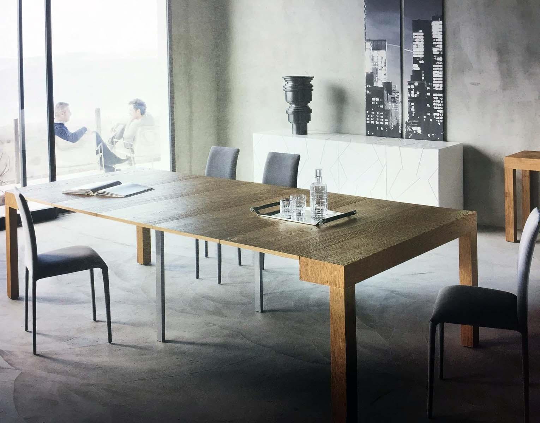 tavolo riflessi r300 consolle allungabili tavoli a