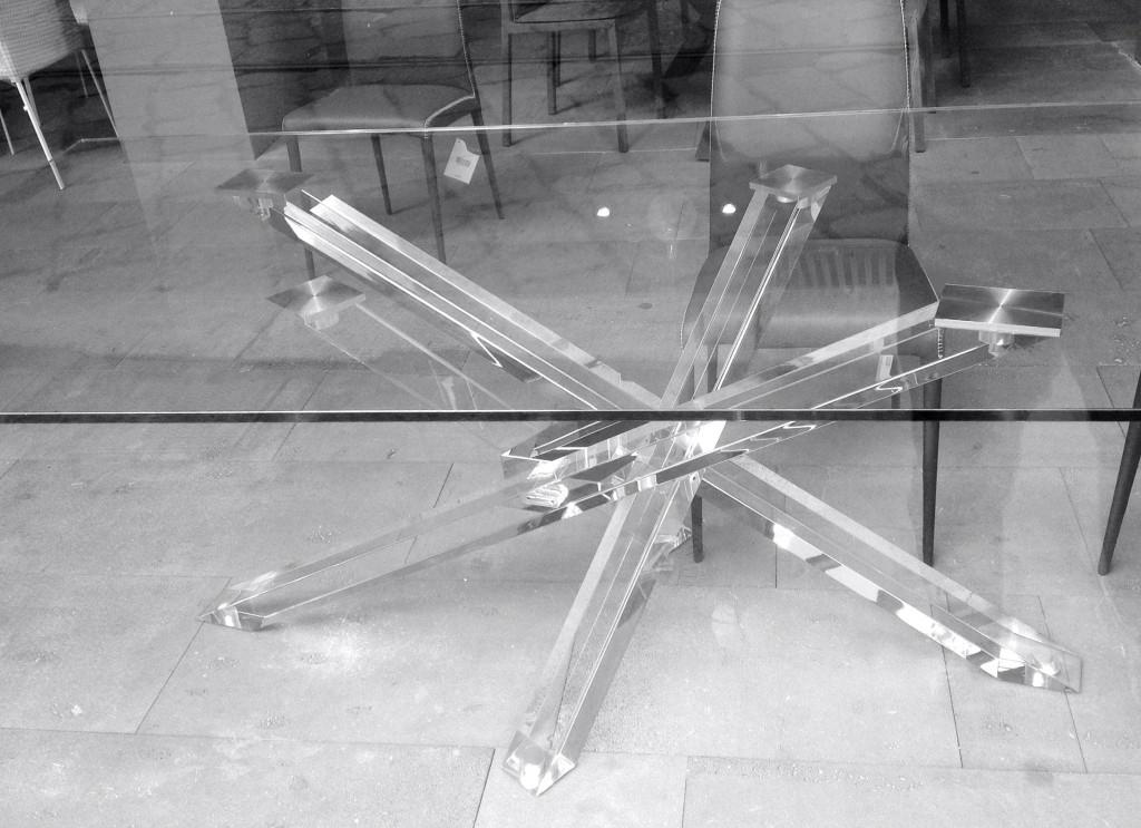 Tavolo riflessi tavolo riflessi modello shangai scontato - Tavolo riflessi prezzi ...