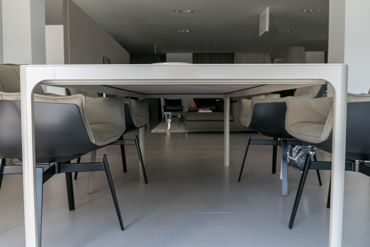 Tavolo Rimadesio Modello Flat Scontato Del 22 Tavoli A
