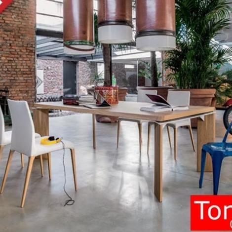 Tavolo roma tonin casa tavoli a prezzi scontati for Zanotti arredamenti