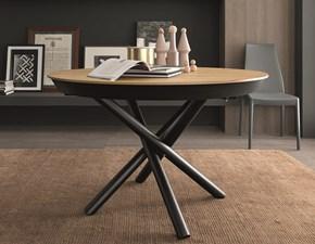 Outlet tavoli rotondi prezzi sconti online 50 60 for Tavolo rotondo allungabile legno
