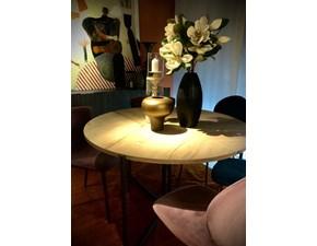 Tavolo rotondo in legno Tavolo richiudibile Altacom in Offerta Outlet
