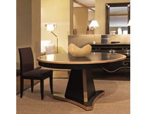 Tavolo rotondo in legno Tiepolo Meroni ugo & figli in Offerta Outlet