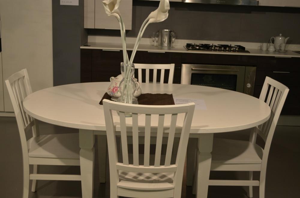 Tavolo tondo cucina tavoli per soggiorno - Epierre