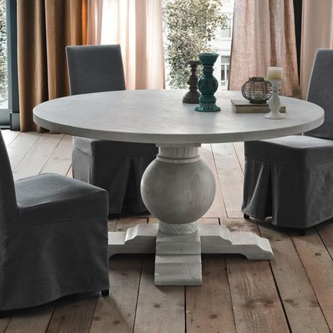 tavolo rotondo york in rovere tavoli a prezzi scontati