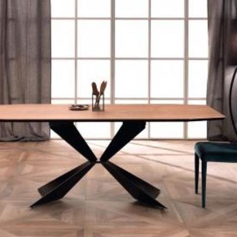 Tavolo rovere e metallo designe 2017 tavoli a prezzi for Tavolo rovere design