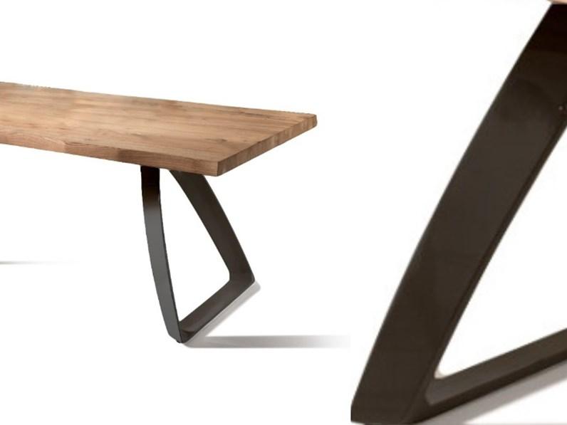 Tavolo rovere naturale design news 017 for Tavolo rovere design