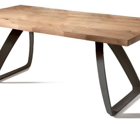 Tavolo rovere naturale design news 017 tavoli a prezzi for Tavolo rovere design