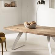 tavolo rovere naturale design news 017