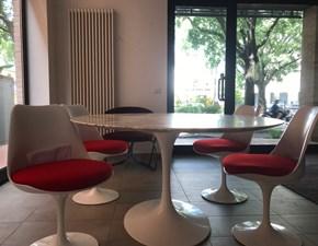 Tavolo Saarinen Knoll international in pietra Fisso