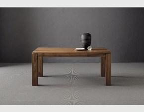 Tavolo Santiago Alta corte in legno Allungabile