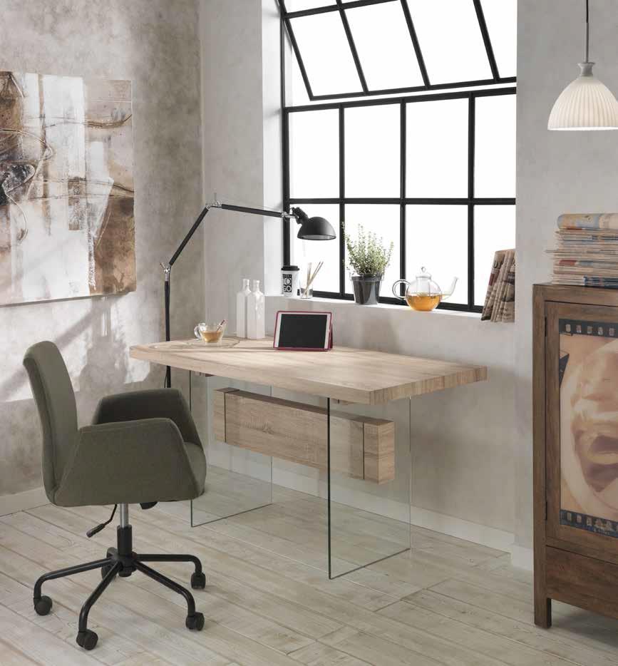 Tavolo scrivania modello abaco di stones tavoli a - Scrivania da letto ...