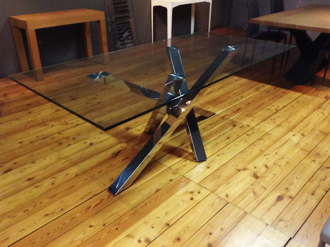 Tavolo shangai big di riflessi scontata del 30 tavoli a - Tavolo riflessi prezzi ...