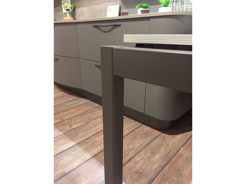 Tavolo snap connubia calligaris scontato for Tavolo snap calligaris