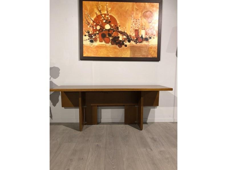 Tavolo spazio rivolta in legno consolle allungabile - Tavolo consolle allungabile legno ...