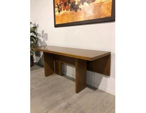 Tavolo Spazio Rivolta in legno Consolle allungabile