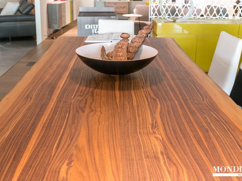 Tavolo spyder wood di cattelan scontato del 20 for Arredamento di marca scontato