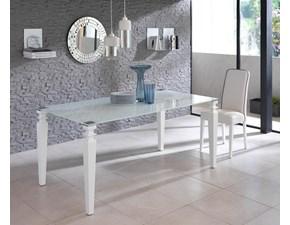 Tavolo modello Glamour di Stones