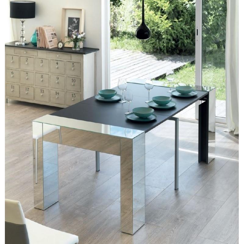 Tavoli a consolle prezzi excellent tavolo consolle spazio - Tavolo riflessi prezzi ...