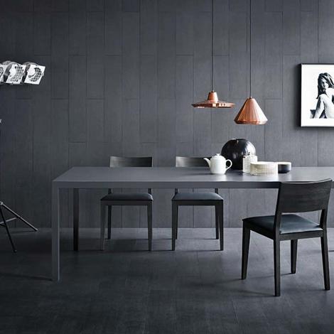 Tavolo su misura allungabile finitura al campione ral tavoli a prezzi scontati - Piano tavolo su misura ...