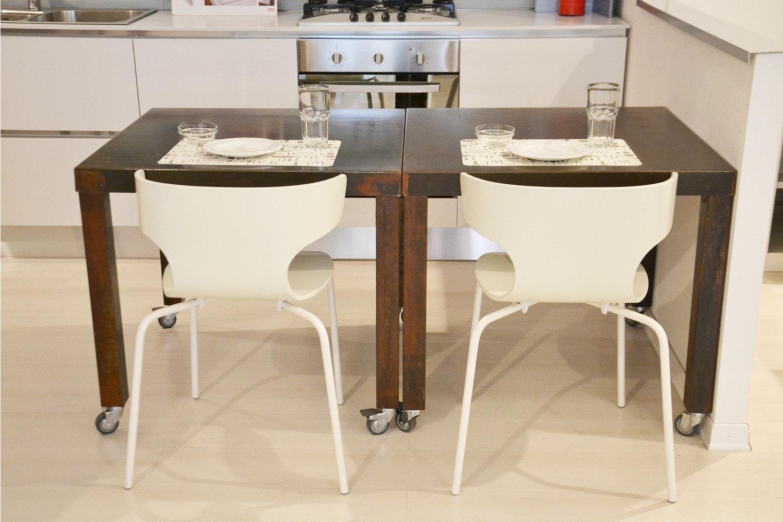 Tavolo su ruote tavoli a prezzi scontati for Ruote arredamento