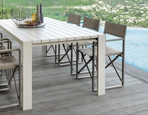 TAVOLO Talenti outdoor�Dining table SCONTATO a PREZZI OUTLET