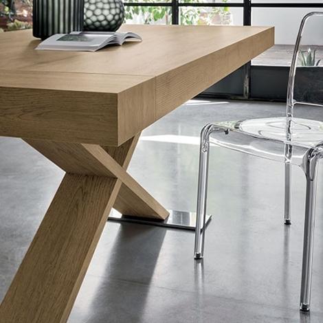 Tavolo target point asterion rettangolari rettangolari allungabili legno tavoli a prezzi scontati - Tavoli rettangolari allungabili in legno ...