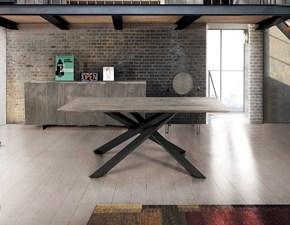 Tavolo Tavolo beton Artigianale in OFFERTA OUTLET