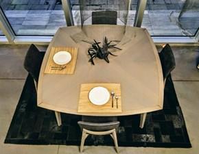 Tavolo Tavolo bloom + sedie york Tomasella in OFFERTA OUTLET