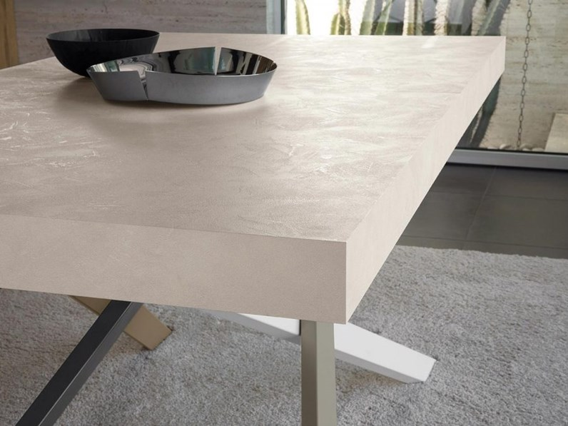 Tavolo tavolo modus t63 friulsedie in laminato - Tavolo friulsedie ...