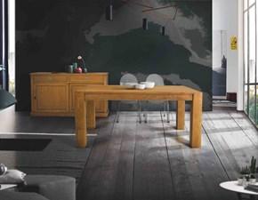 Tavolo Tavolo norvegian rovere nodato allungabile Lion's in legno Allungabile