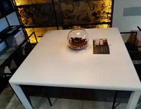 Tavolo Tavolo solid surface A.b.c in laccato Fisso