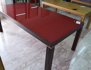 Tavolo Tc8012-57v3fg Tonin casa in vetro Fisso