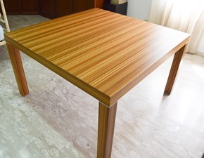 Tavolo Tc8013 Tonin casa in legno Fisso