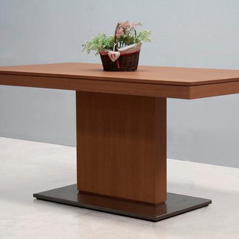 Tavolo allungabile Artù ciliegio naturale - Tavoli a prezzi scontati