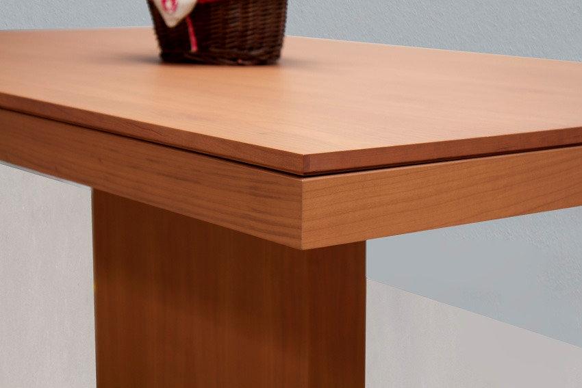 Tavolo Moderno Rettangolare Artu Miniforms : Tavolo allungabile artù ciliegio naturale tavoli a