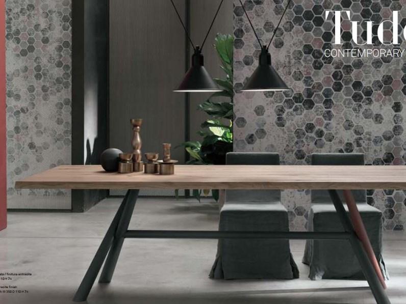 Tavolo tomasella modello tudor for Tomasella prezzi