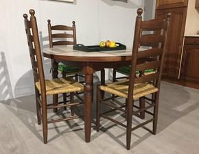 Tavolo Tondo e sedie