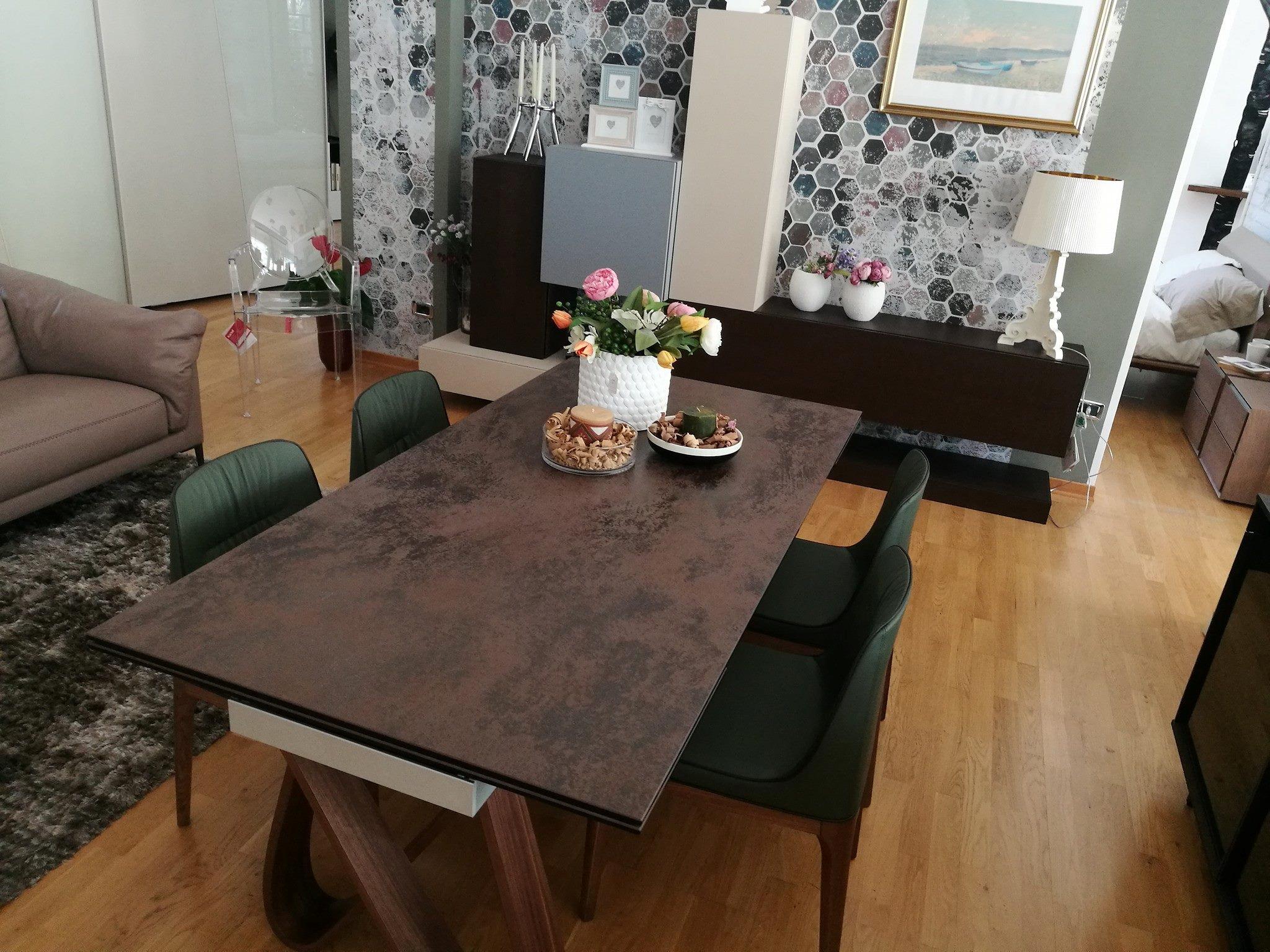 Tavolo tonin casa butterfly allungabili tavoli a prezzi - Tavoli allungabili moderni prezzi ...