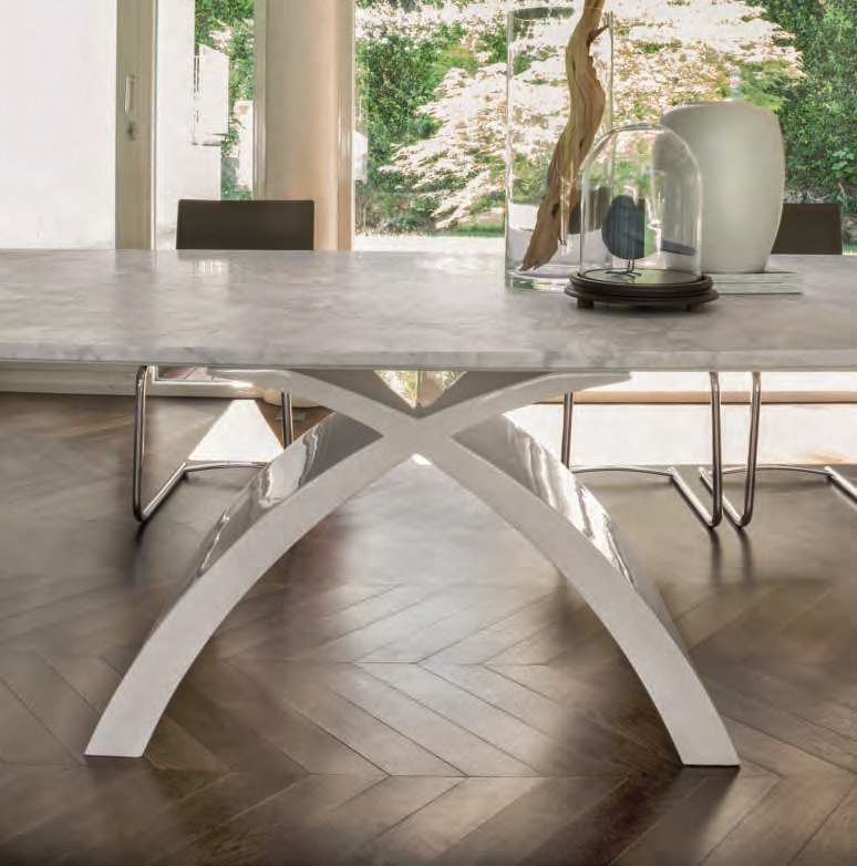 Tavolo tonin casa tokyo rettangolari fissi pietra tavoli a prezzi scontati - Dimensioni tavolo biliardo casa ...