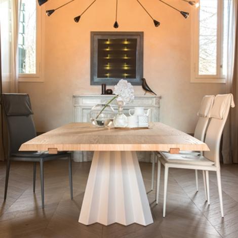 Tavolo tonin casa ventaglio rettangolari allungabili legno tavoli a prezzi scontati - Tavoli rettangolari allungabili in legno ...