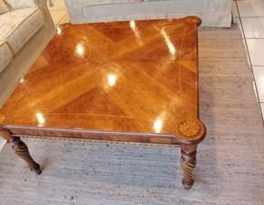 Tavolo Torciglione Vittorio grifoni in legno Fisso