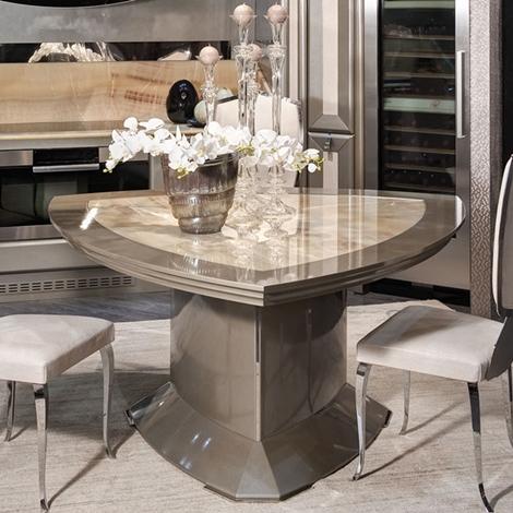 tavolo triangolare fisso lusso dolce vita tavoli a