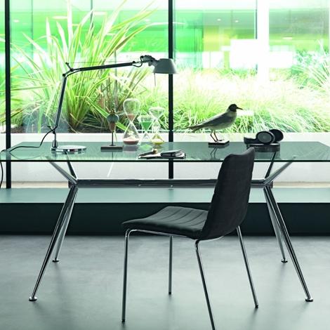 tavolo ufficio vetro tavoli a prezzi scontati