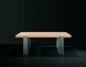 Tavolo Vittorio allungabile Halifax in legno Allungabile