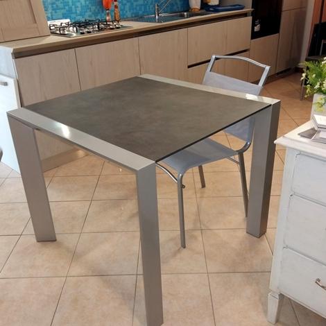 Tavolo zamagna raffaele quadrati allungabili tavoli a for Tavoli allungabili quadrati