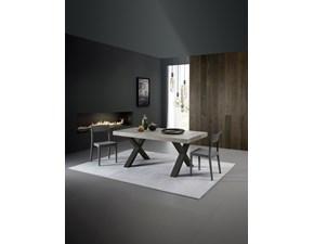 TAVOLO ZamagnaSet tavolo post + 4 sedie open SCONTATO a PREZZI OUTLET