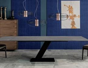 Tavolo Zeus keramik  drive Cattelan in OFFERTA OUTLET